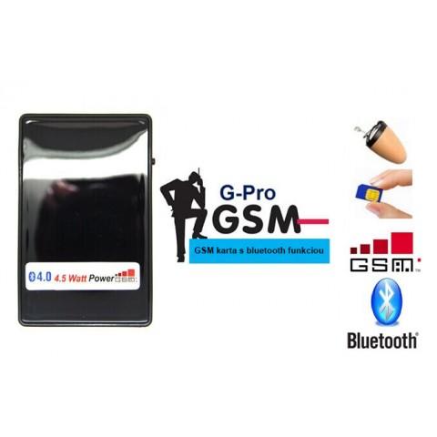 GSM Bluetooth modul - spy sluchadlo
